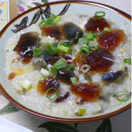 皮蛋瘦肉粥(1包3入)