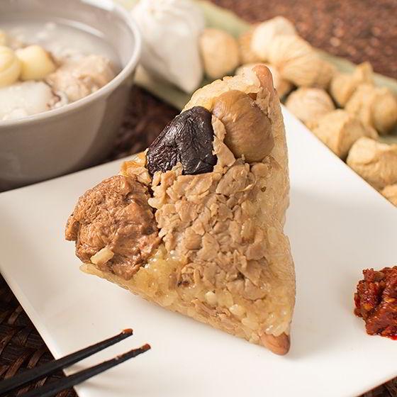 燒肉粽(1串10顆/200g)