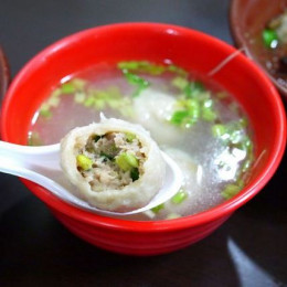 新竹石家包餡魚丸(600g)